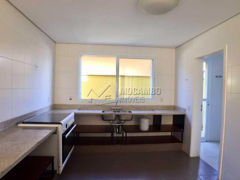Cozinha  - Casa em Condomínio 4 quartos à venda Itatiba,SP - R$ 700.000 - FCCN40142 - 6