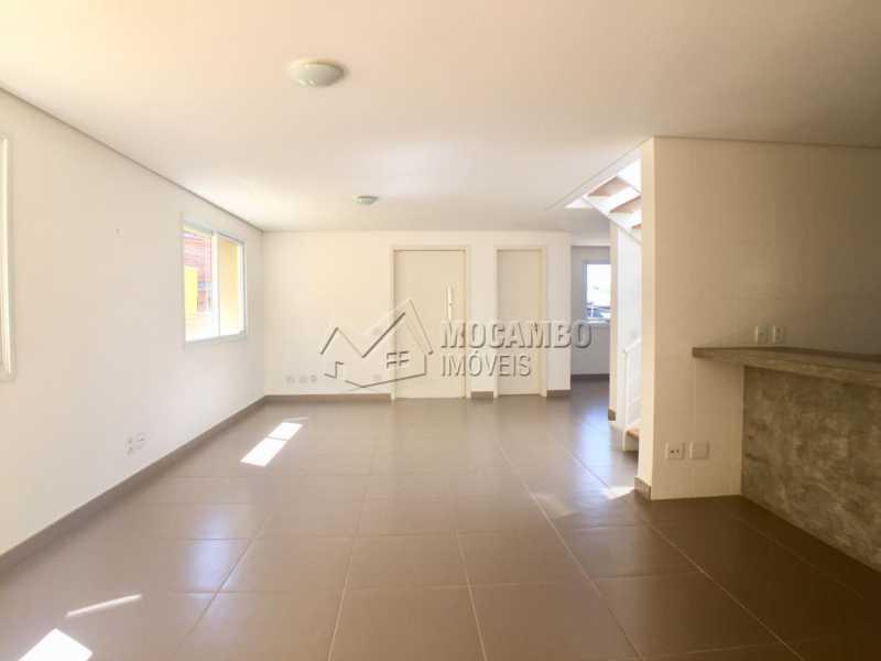Sala  - Casa em Condomínio 4 quartos à venda Itatiba,SP - R$ 700.000 - FCCN40142 - 4
