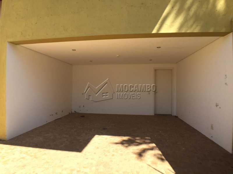 Garagem  - Casa em Condomínio 4 quartos à venda Itatiba,SP - R$ 700.000 - FCCN40142 - 21