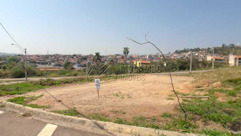 Terreno - Terreno 256m² à venda Itatiba,SP - R$ 100.000 - FCUF01281 - 4