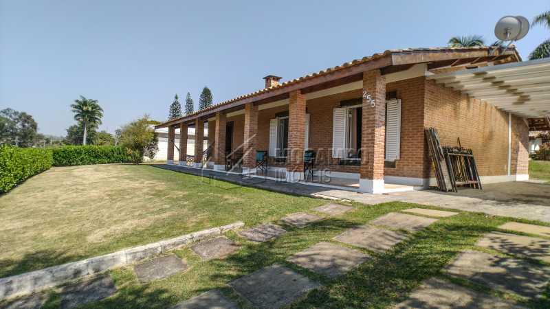 Fachada - Casa em Condomínio 3 quartos à venda Itatiba,SP - R$ 1.350.000 - FCCN30419 - 4