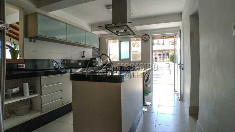 Cozinha - Casa em Condomínio 3 quartos à venda Itatiba,SP - R$ 1.350.000 - FCCN30419 - 15