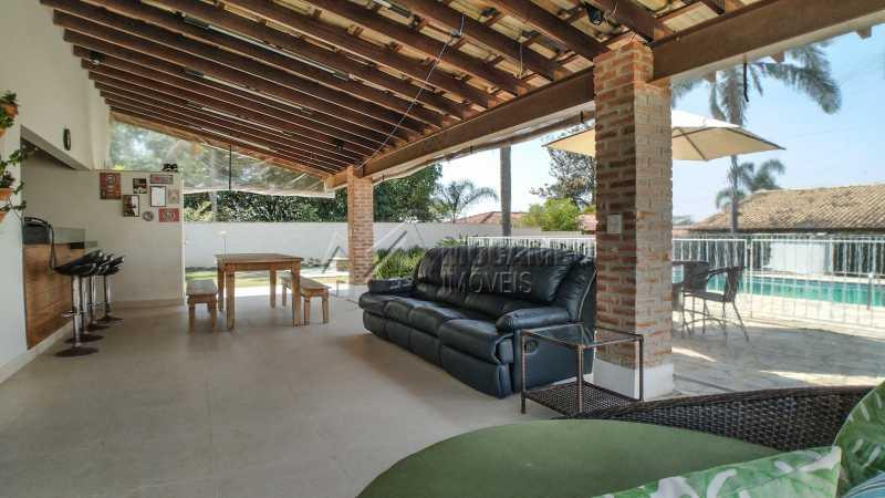 Salão festas - Casa em Condomínio 3 quartos à venda Itatiba,SP - R$ 1.350.000 - FCCN30419 - 26