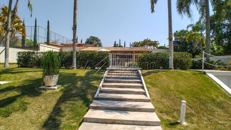 Acesso a área gourmet - Casa em Condomínio 3 quartos à venda Itatiba,SP - R$ 1.350.000 - FCCN30419 - 19