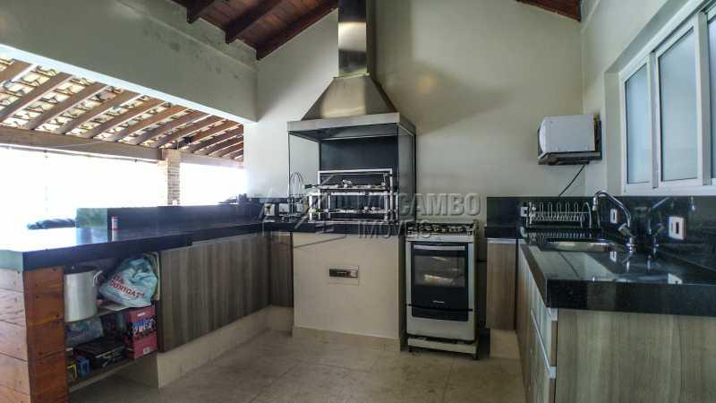 Cozinha - Casa em Condomínio 3 quartos à venda Itatiba,SP - R$ 1.350.000 - FCCN30419 - 14