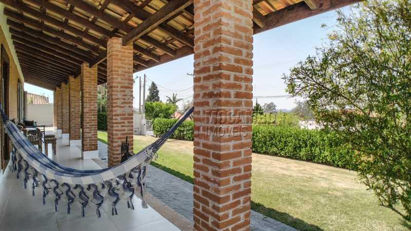 Varanda - Casa em Condomínio 3 quartos à venda Itatiba,SP - R$ 1.350.000 - FCCN30419 - 6