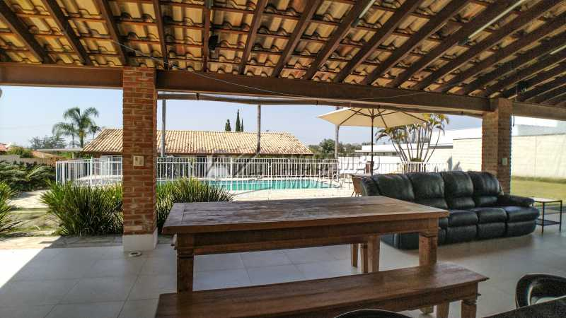 Área gourmet - Casa em Condomínio 3 quartos à venda Itatiba,SP - R$ 1.350.000 - FCCN30419 - 27