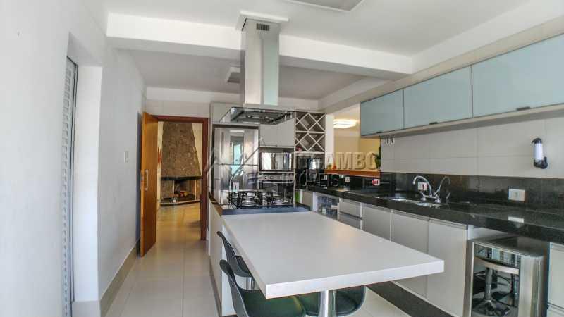 Cozinha planejada - Casa em Condomínio 3 quartos à venda Itatiba,SP - R$ 1.350.000 - FCCN30419 - 16