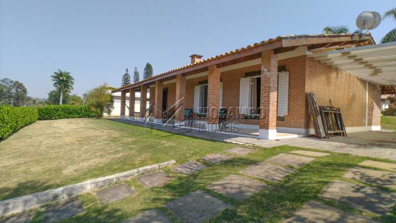 Fachada - Casa em Condomínio 3 quartos à venda Itatiba,SP - R$ 1.350.000 - FCCN30419 - 7