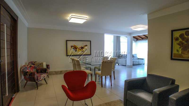 Sala - Casa em Condomínio 3 quartos à venda Itatiba,SP - R$ 1.350.000 - FCCN30419 - 13