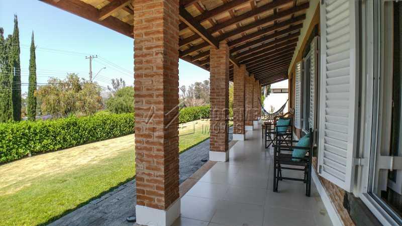 Varanda - Casa em Condomínio 3 quartos à venda Itatiba,SP - R$ 1.350.000 - FCCN30419 - 8