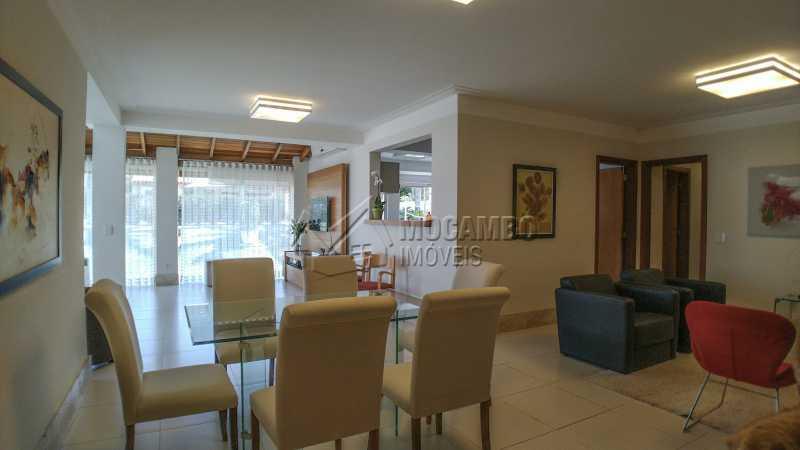 Sala - Casa em Condomínio 3 quartos à venda Itatiba,SP - R$ 1.350.000 - FCCN30419 - 12