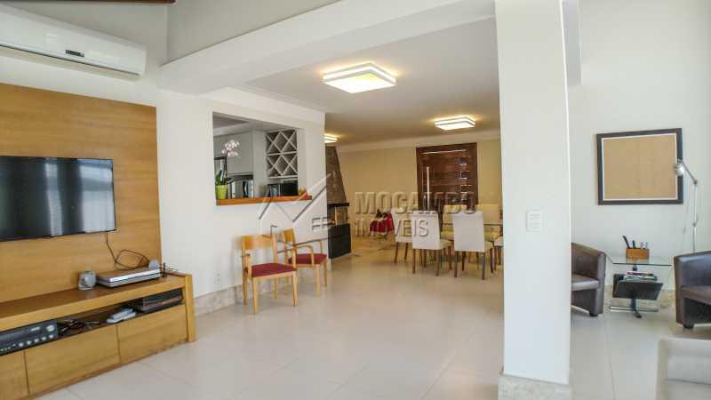 Sala - Casa em Condomínio 3 quartos à venda Itatiba,SP - R$ 1.350.000 - FCCN30419 - 11