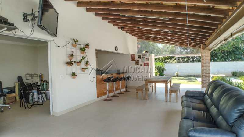 Área gourmet - Casa em Condomínio 3 quartos à venda Itatiba,SP - R$ 1.350.000 - FCCN30419 - 25