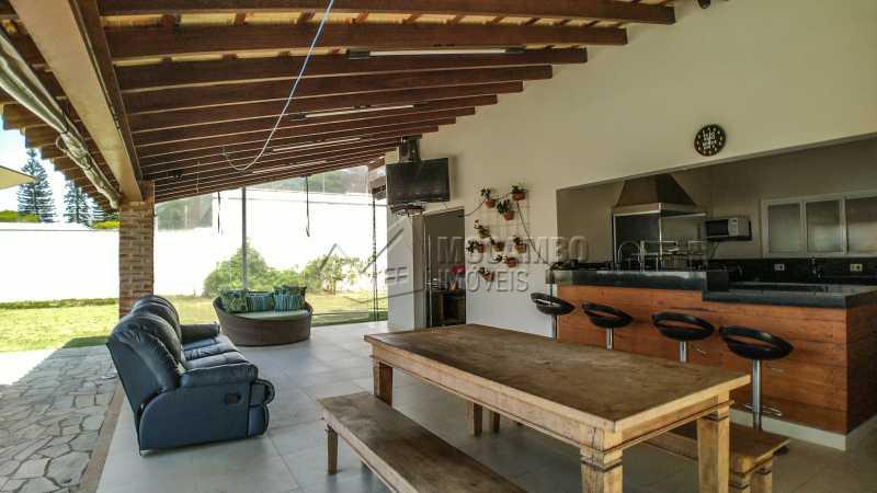 Área gourmet - Casa em Condomínio 3 quartos à venda Itatiba,SP - R$ 1.350.000 - FCCN30419 - 28