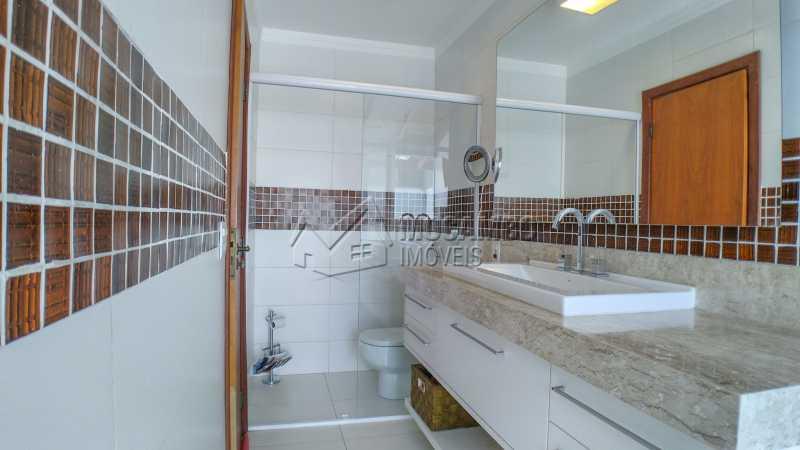 Banheiro - Casa em Condomínio 3 quartos à venda Itatiba,SP - R$ 1.350.000 - FCCN30419 - 22