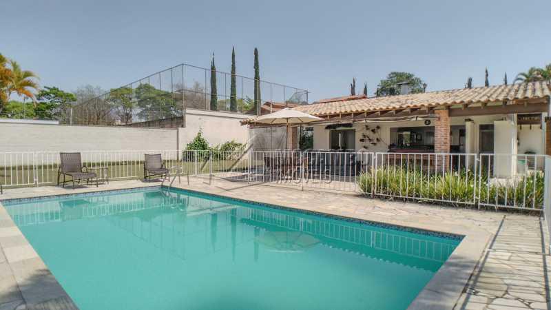 Área gourmet - Casa em Condomínio 3 quartos à venda Itatiba,SP - R$ 1.350.000 - FCCN30419 - 29