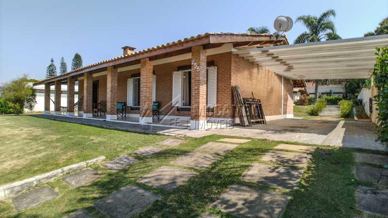 Fachada - Casa em Condomínio 3 quartos à venda Itatiba,SP - R$ 1.350.000 - FCCN30419 - 5