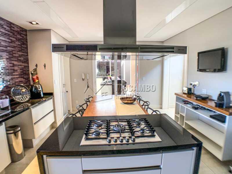 Cozinha - Casa em Condomínio Ville Chamonix, Itatiba, Ville Chamonix, SP À Venda, 5 Quartos, 692m² - FCCN50034 - 10