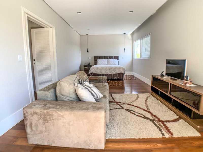 Dormitório suíte - Casa em Condomínio Ville Chamonix, Itatiba, Ville Chamonix, SP À Venda, 5 Quartos, 692m² - FCCN50034 - 12