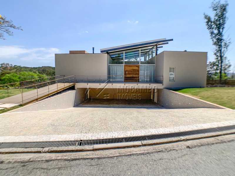 Fachada - Casa em Condomínio Ville Chamonix, Itatiba, Ville Chamonix, SP À Venda, 5 Quartos, 692m² - FCCN50034 - 31