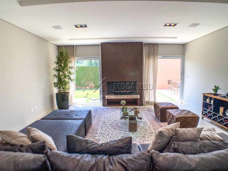 Sala - Casa em Condomínio Ville Chamonix, Itatiba, Ville Chamonix, SP À Venda, 5 Quartos, 692m² - FCCN50034 - 4