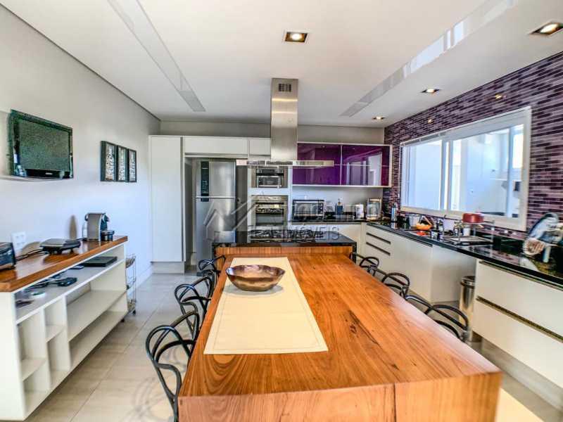 Cozinha - Casa em Condomínio Ville Chamonix, Itatiba, Ville Chamonix, SP À Venda, 5 Quartos, 692m² - FCCN50034 - 9