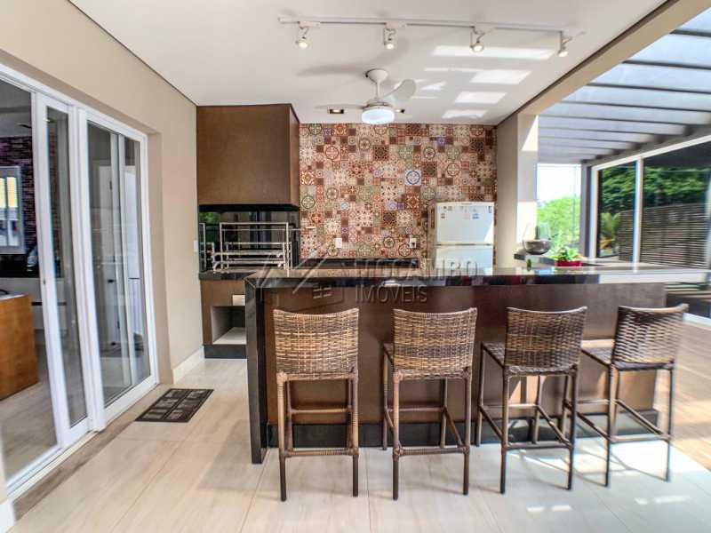 Espaço Gourmet - Casa em Condomínio Ville Chamonix, Itatiba, Ville Chamonix, SP À Venda, 5 Quartos, 692m² - FCCN50034 - 21