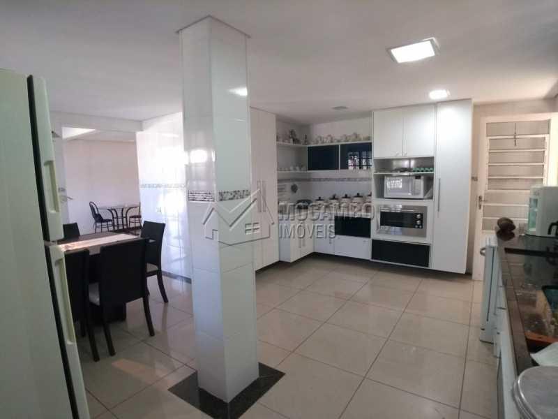 Cozinha - Chácara 1000m² à venda Itatiba,SP - R$ 779.000 - FCCH50010 - 7