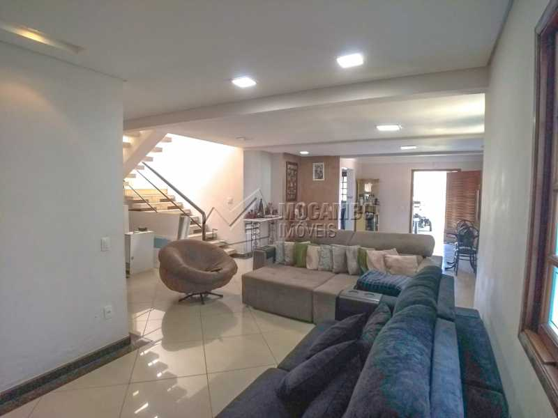 Sala - Chácara 1000m² à venda Itatiba,SP - R$ 779.000 - FCCH50010 - 4