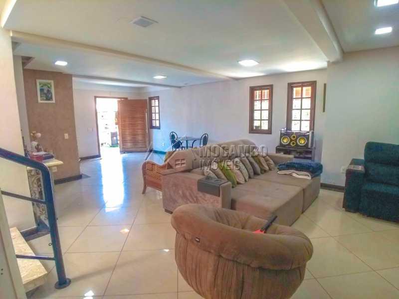 Sala - Chácara 1000m² à venda Itatiba,SP - R$ 779.000 - FCCH50010 - 6