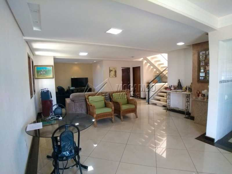 Sala - Chácara 1000m² à venda Itatiba,SP - R$ 779.000 - FCCH50010 - 5