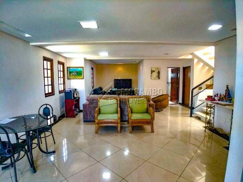 Sala - Chácara 1000m² à venda Itatiba,SP - R$ 779.000 - FCCH50010 - 3
