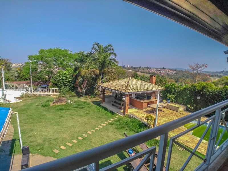 Vista do Quarto - Chácara 1000m² à venda Itatiba,SP - R$ 779.000 - FCCH50010 - 19
