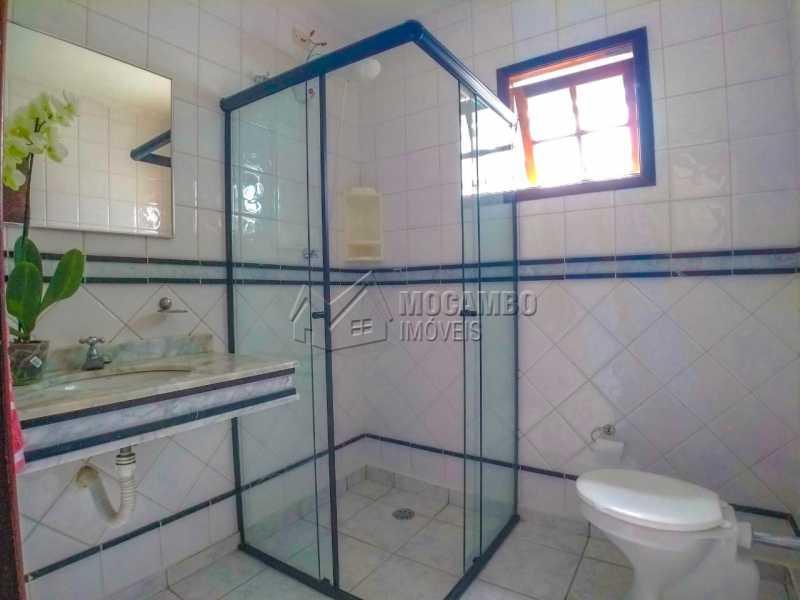 Banheiro Social - Chácara 1000m² à venda Itatiba,SP - R$ 779.000 - FCCH50010 - 10