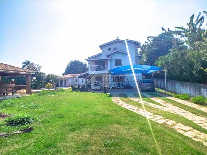 Fachada - Chácara 1000m² à venda Itatiba,SP - R$ 779.000 - FCCH50010 - 1