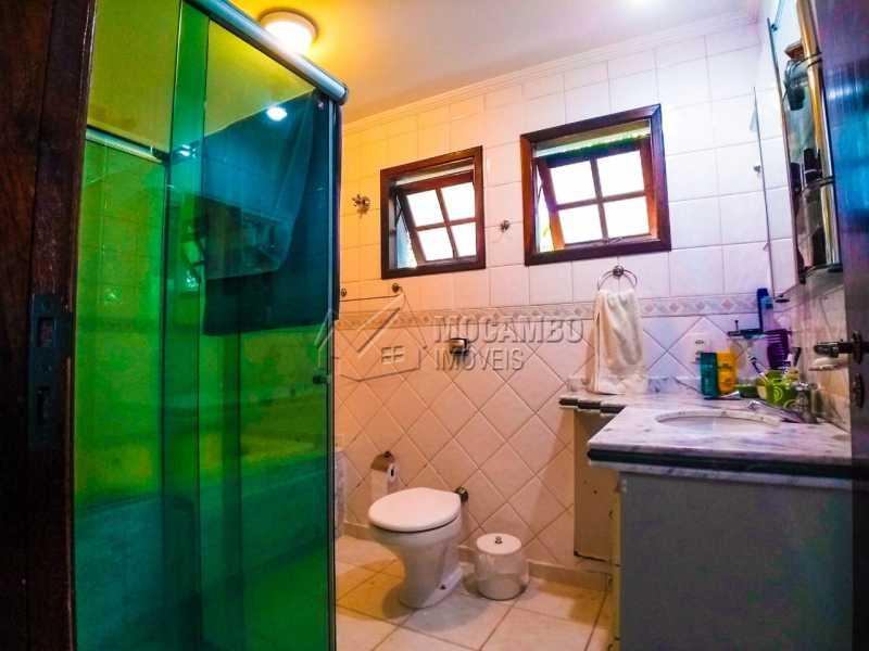 Banheiro da Suite - Chácara 1000m² à venda Itatiba,SP - R$ 779.000 - FCCH50010 - 17