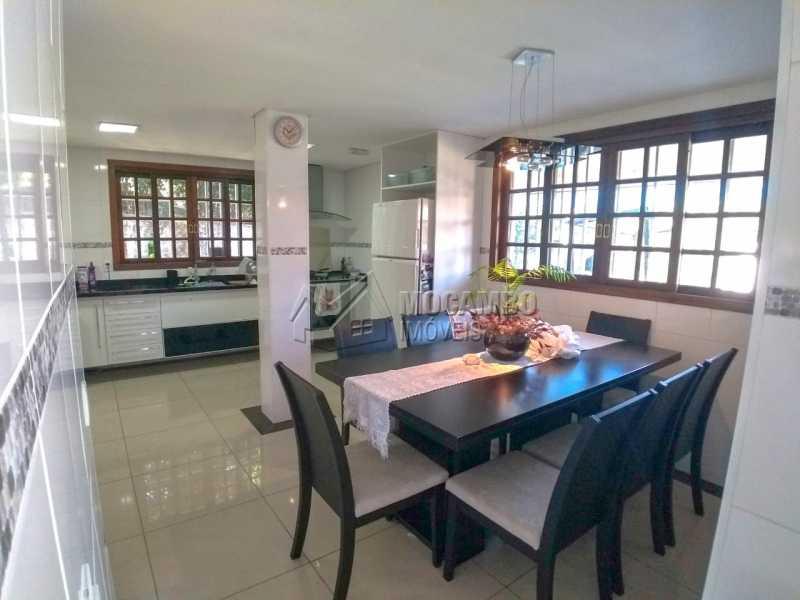 Cozinha - Chácara 1000m² à venda Itatiba,SP - R$ 779.000 - FCCH50010 - 9