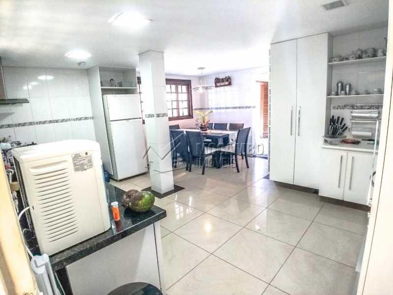 Cozinha - Chácara 1000m² à venda Itatiba,SP - R$ 779.000 - FCCH50010 - 8