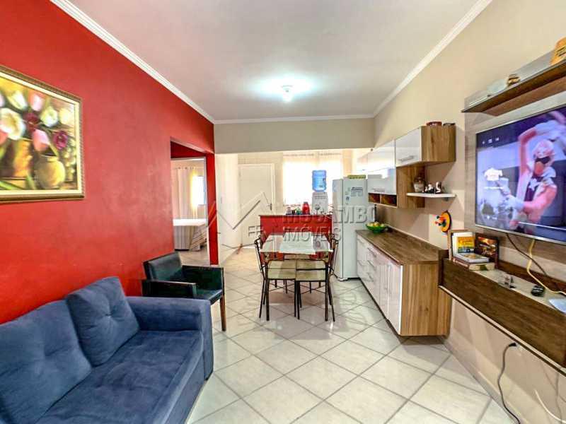 Sala - Casa 2 quartos à venda Itatiba,SP - R$ 250.000 - FCCA21239 - 1