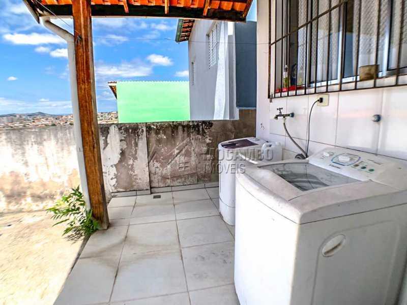 Lavanderia - Casa 2 quartos à venda Itatiba,SP - R$ 250.000 - FCCA21239 - 12