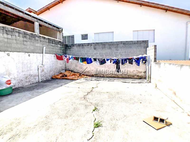Quintal - Casa 2 quartos à venda Itatiba,SP - R$ 250.000 - FCCA21239 - 13