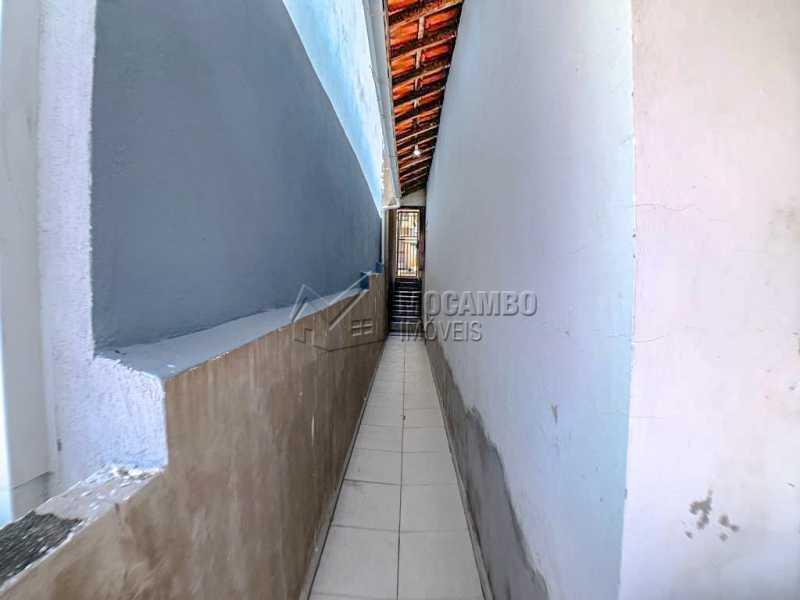 Corredor - Casa 2 quartos à venda Itatiba,SP - R$ 250.000 - FCCA21239 - 11