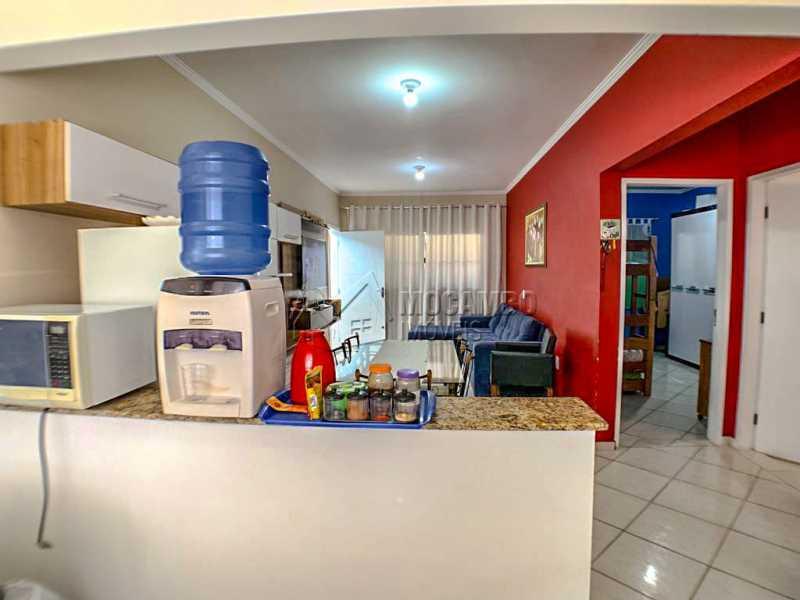 Cozinha/Sala - Casa 2 quartos à venda Itatiba,SP - R$ 250.000 - FCCA21239 - 6
