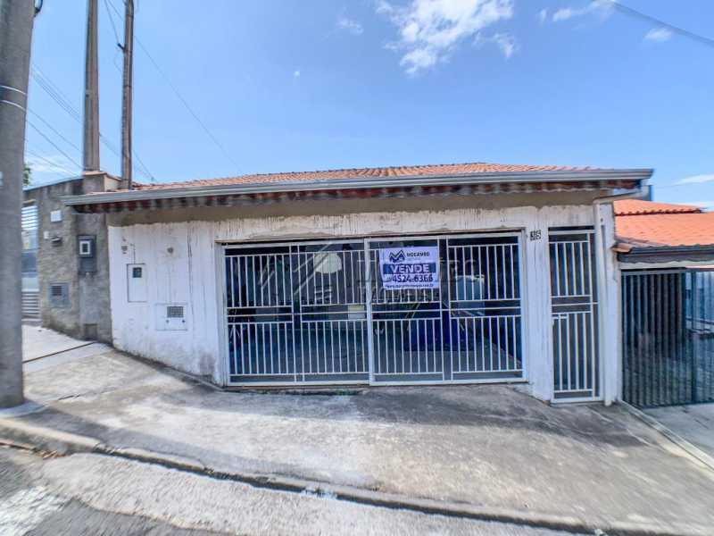 Fachada - Casa 2 quartos à venda Itatiba,SP - R$ 250.000 - FCCA21239 - 15