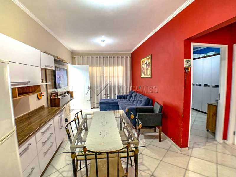 Sala - Casa 2 quartos à venda Itatiba,SP - R$ 250.000 - FCCA21239 - 3