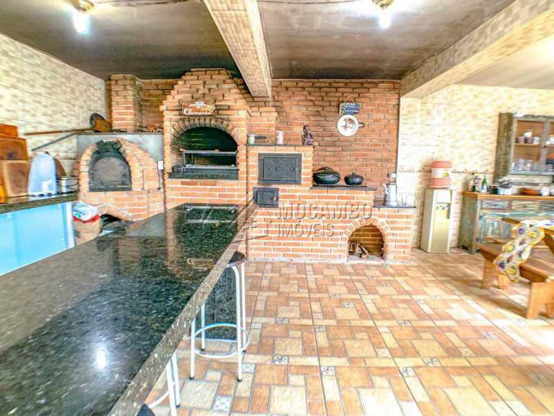 Espaço Gourmet - Chácara Itatiba, Terras de San Marco, SP À Venda, 4 Quartos, 307m² - FCCH40030 - 16