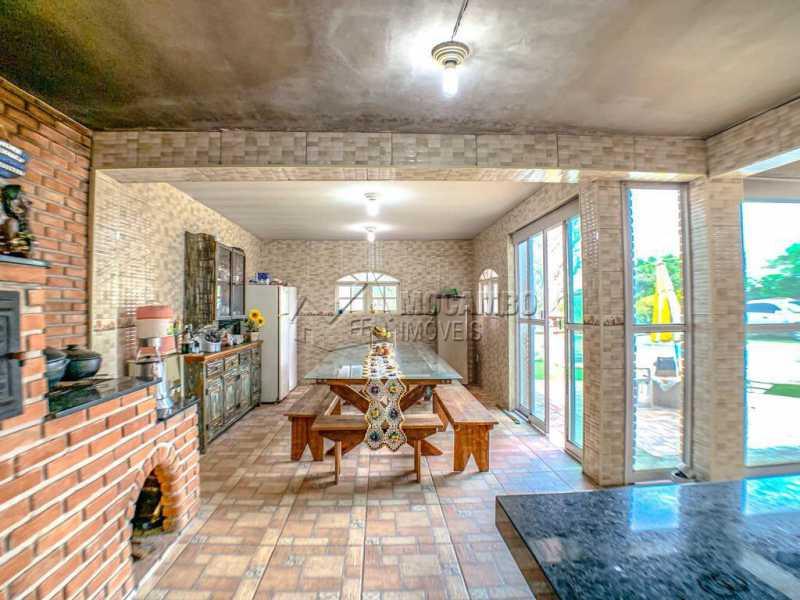 Espaço Gourmet - Chácara Itatiba, Terras de San Marco, SP À Venda, 4 Quartos, 307m² - FCCH40030 - 14