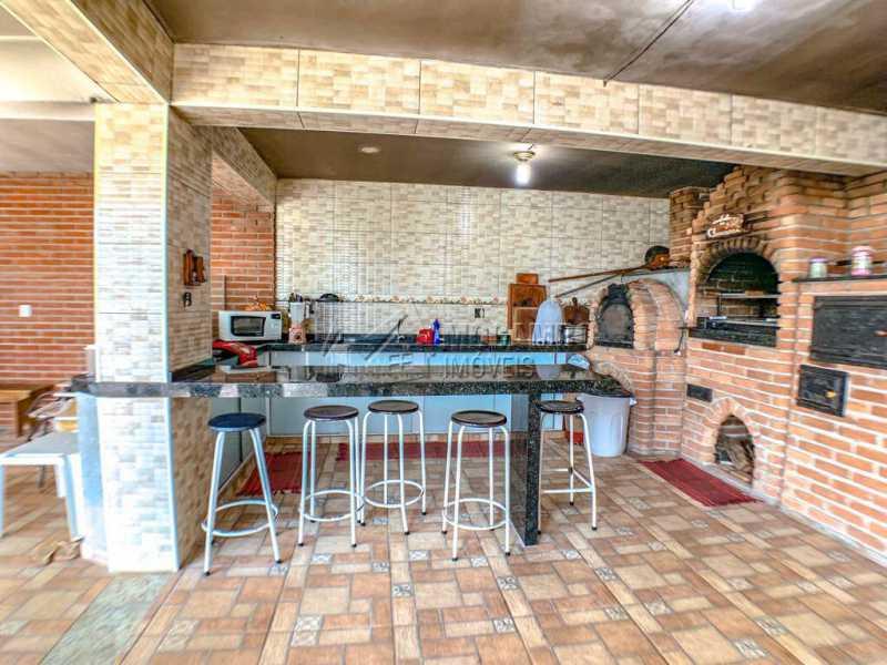 Espaço Gourmet - Chácara Itatiba, Terras de San Marco, SP À Venda, 4 Quartos, 307m² - FCCH40030 - 23