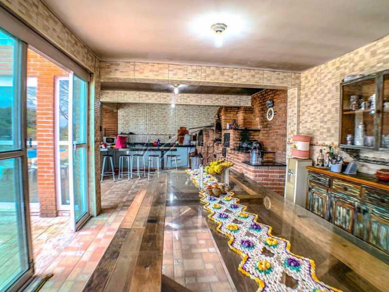Espaço Gourmet - Chácara Itatiba, Terras de San Marco, SP À Venda, 4 Quartos, 307m² - FCCH40030 - 24